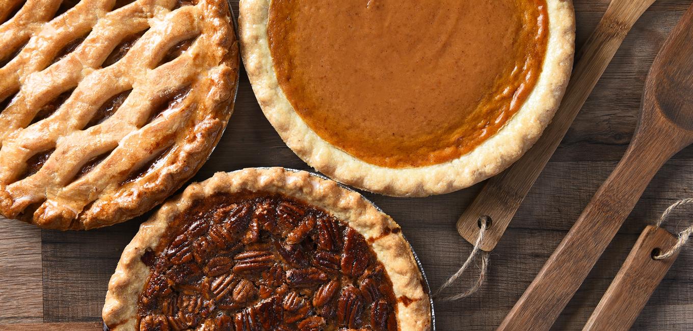 Twenty Five Pie Facts